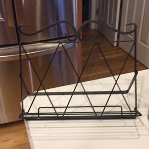 Other - Brand new wrought iron Recipe book holder